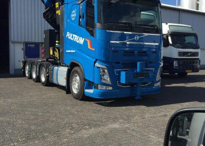 Diverse kisten en bakken tbv van nieuwe trucks Pultrum (3)
